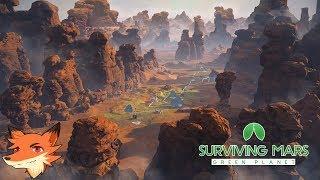 Rediff Surviving Mars: Green Planet - On terraforme la planète complète !