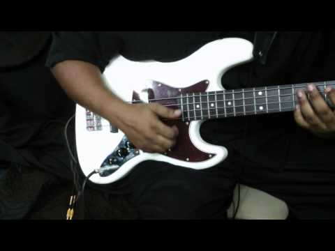 Modified Jay Turser Jazz B (Take # 2 )
