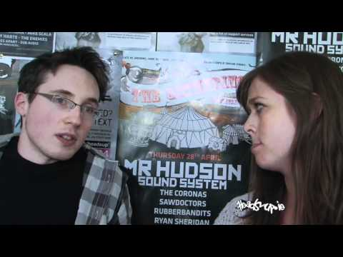 HeadsUp interview with Chris & Simon from i Radio