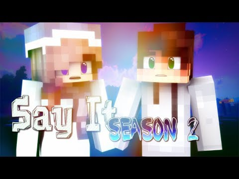 """Say It - """"Hard Choices"""" {Season 2 - Ep.6} - [Minecraft Roleplay] + BLOOPERS!"""
