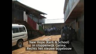 New Hope 2014 - Sloppenwijken Nairobi (Kenia)