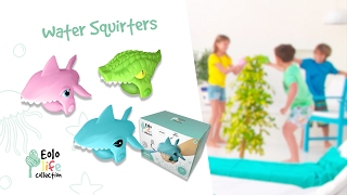 Eolo Life Collection: Water Squirters - Eolo