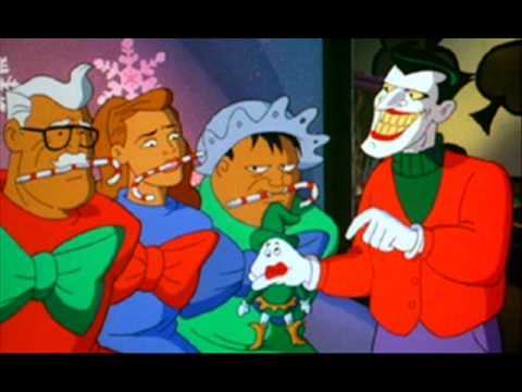 Christmas With The Joker.Christmas With The Joker Soundtrack Batman The Animated Series Part 1