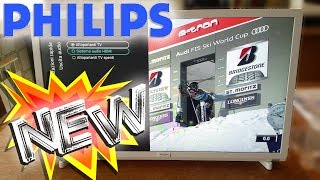 NEW PHILIPS 24PFS5603_12 - unboxing - must buy - 5600 serie - TV LED Full HD 24 quot - ultra slim