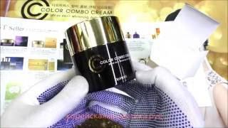 Корейская косметика. CC-крем DEOPROCE COLOR COMBO CREAM(, 2016-07-20T13:56:09.000Z)
