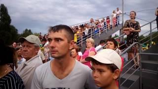 Попурри Оренбургского хора на день города Кувандыка