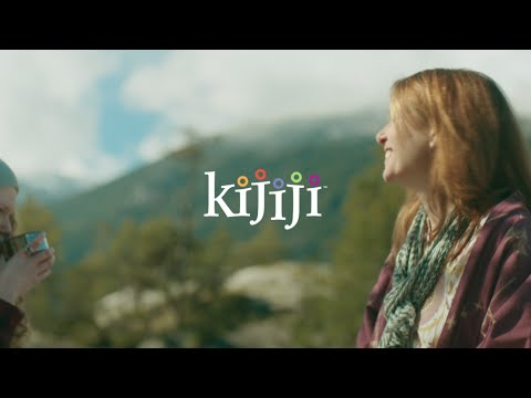 Kijiji Canada Launches What's your thing? Commercials via Cloudraker Montreal