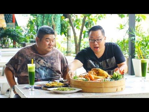 "Yummythailand TV EP 31 ""Seafood Champion"" เสิร์ฟเข่งยักษ์ ยกทั้งทะเลมายัดลงเข่ง (15 August 2016)"