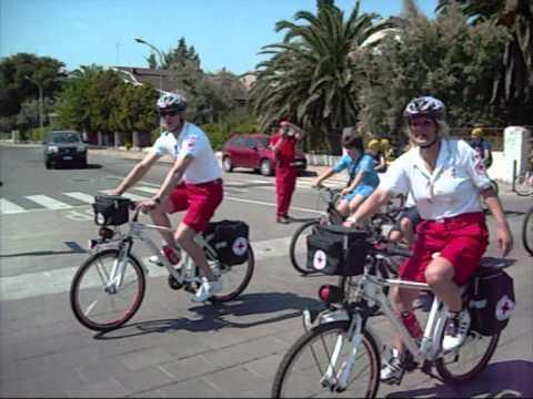 Cri Rossano E Il Nuovo Progetto La Cri In Bici