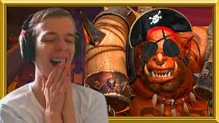 When They Play Pirate Warrior In 2018