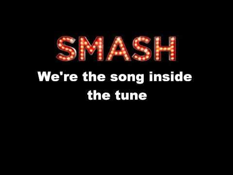 SMASH Cast-Beautiful Lyrics (ft. Katharine McPhee)