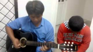 Baik baik sayang covered by Wali(Malaysian song,song by pilipino,,