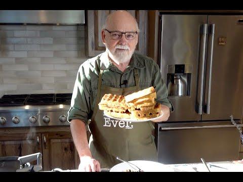 Einkorn Belgium Waffles