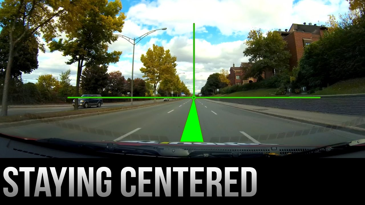Download How to Stay Centered in Your Lane - Driving Tips