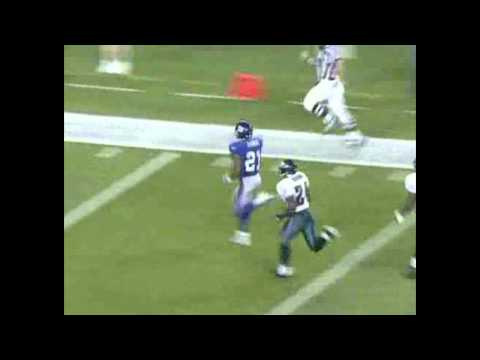Tiki Barber Highlights