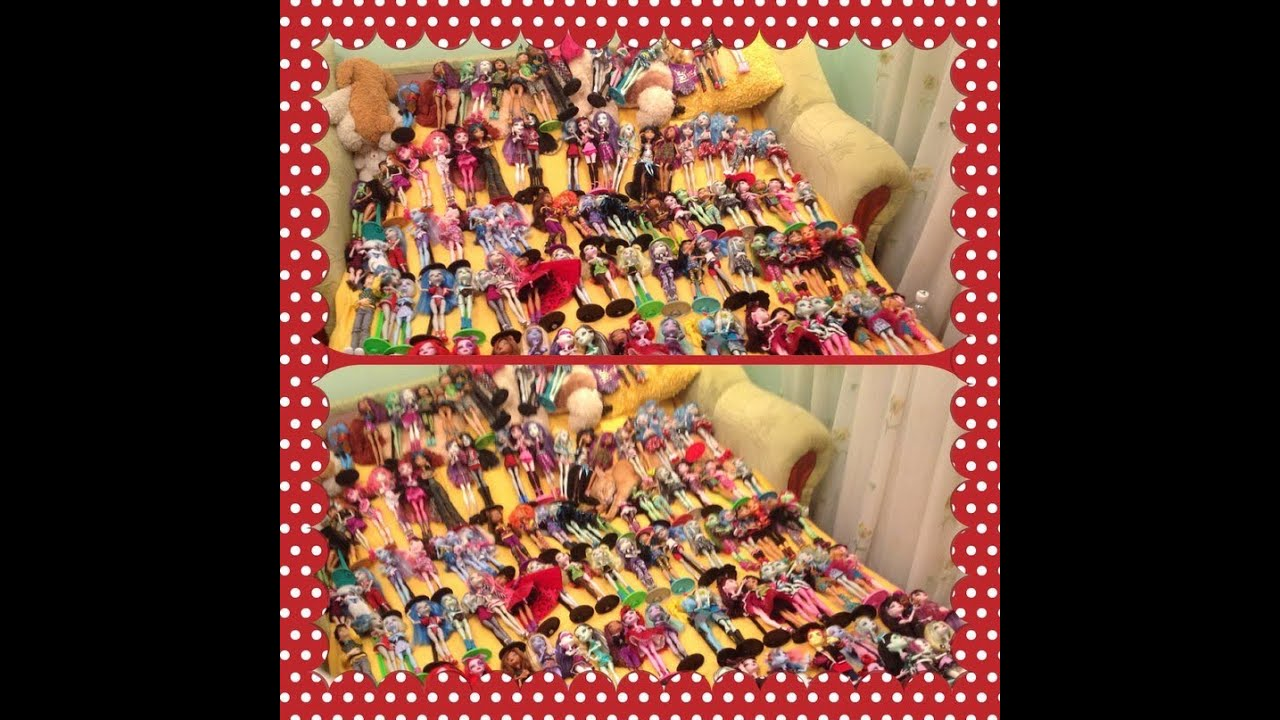 Мои куклы монстер хай видео фото 671-264