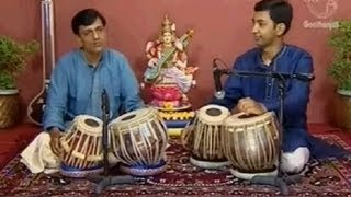Learn Tabla - Bhajan Taal and Theka