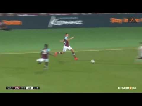 Filipe Teixeira Goal - West Ham United vs Astra Giurgiu 0-1• Football Alliance•