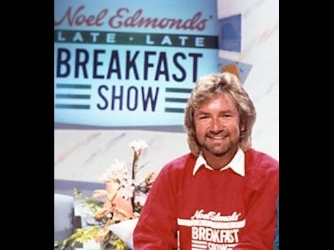 Noel Edmonds' Late Late Breakfast - Kid Creole & the Coconuts