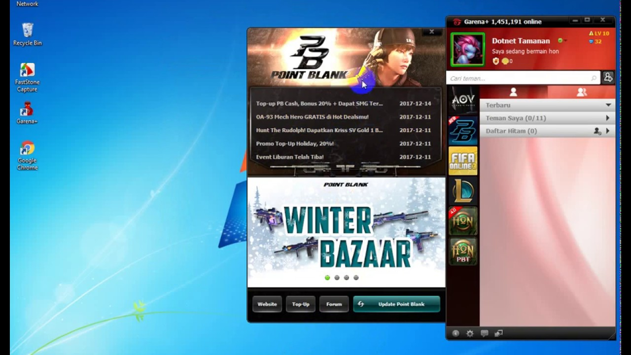 Cara Download Extract N Instal Pb Garena Per Part 7zip Youtube