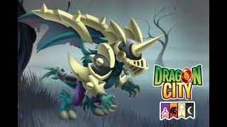Vũ Liz Dragon City Tập 76 : Rồng Huyền Thoại Chiến Binh Người Sói !!