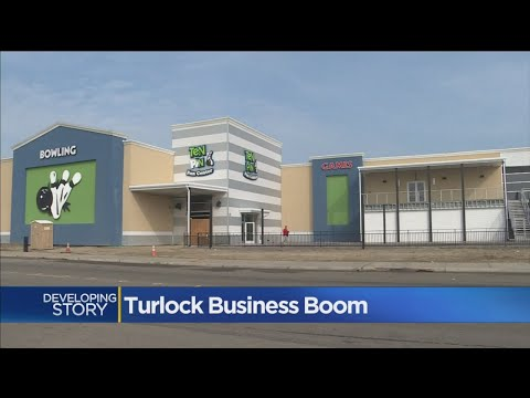 Turlock Experiencing A Business Boom