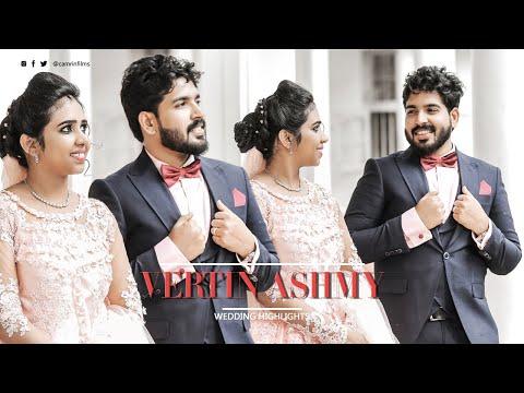 Christian Wedding | Vertin & Ashmi | Camrin Films