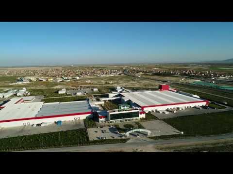 Konya Şeker TORKU - Fabrika Hava Görüntüleri Teaser