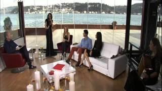 Mehtap MERAL - Papatya Gibisin - Fox Tv - Şeffaf Oda - Güneri CIVAOĞLU 17/02/2013
