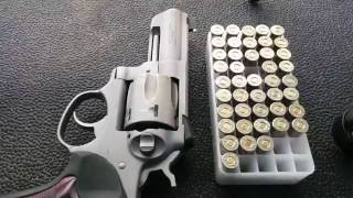 Стрельба из  револьвера Ruger GP 100