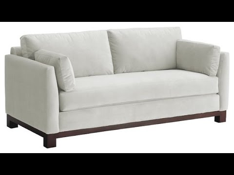 Apartment Size Sectional Sofa Design Ideas - YouTube
