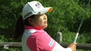 3 Amazing Shots from Inbee Park's Historic 3rd Straight Victory | 2015 KPMG Women's PGA Championship