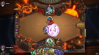 Play 30 Druid Classic Cards(Hearthstone Gameplay)