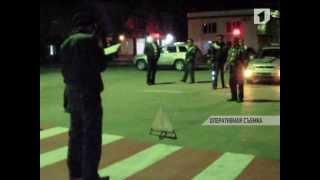 ДТП в Слободзее. Под колесами автомобиля оказалась 11-летняя девочка