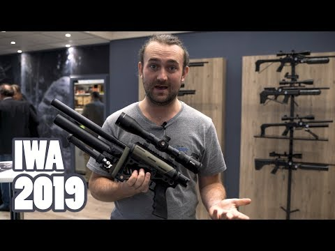 20 New FX Products at IWA 2019 (And other awesome things!)
