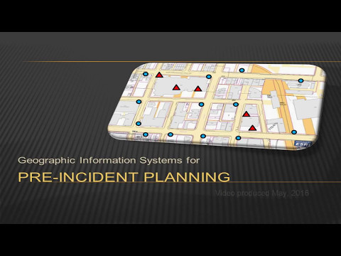 Everett Fire Incident Pre-planning GIS Tutorial