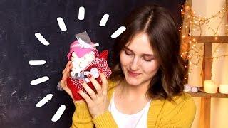 Идеи для подарков на Новый Год | Сладкая банка(Внимание, очень много зефирок в этом видео! Я заранее продумала подарки для друзей, как и обещала в списке..., 2016-12-24T12:30:00.000Z)