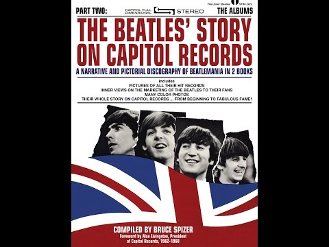 Beatles on Capitol including Butcher Cover