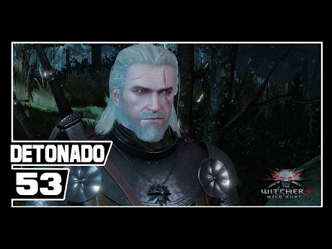 The Witcher 3: Wild Hunt Detonado - Parte #53- Náufragos e Gringo loucão