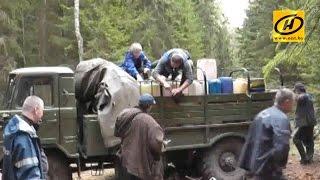 Две группы похитителей дизтоплива из нефтепровода задержаны в Витебской области