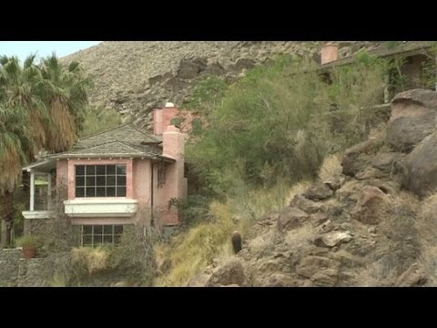 Inside Suzanne Somers\' desert oasis
