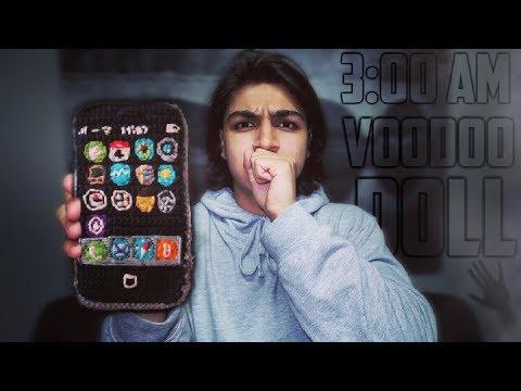 Do Not Use Siri Voodoo Doll At Am