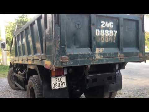 Bán xe Thaco 6 tấn như 2019