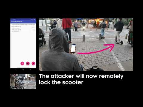 A Popular Electric Scooter Can Be Hacked to Speed Up or Stop