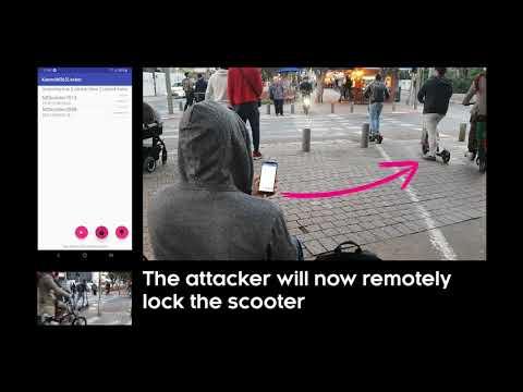 Xiaomi Scooter Hack