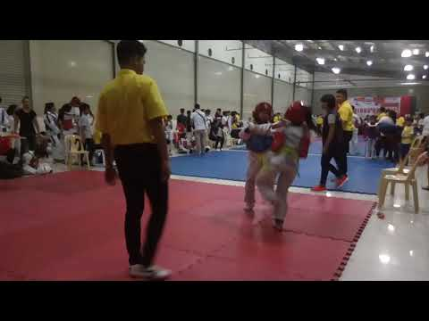 ivan's 2nd tkd tournament in davao city