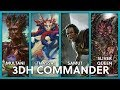 3DH Commander | Three games! - Game 2