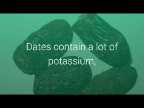Dates ,World Wonder Health Food