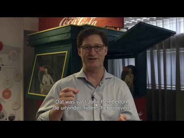 Coca-Cola geschiedenis expert Ted Ryan geeft antwoord op jullie vragen!