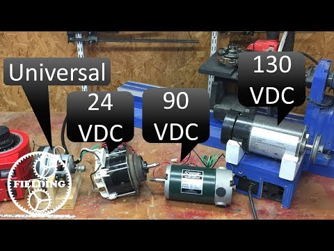 020. How To Wire A Large DC Motor And Control The Speed; Tre